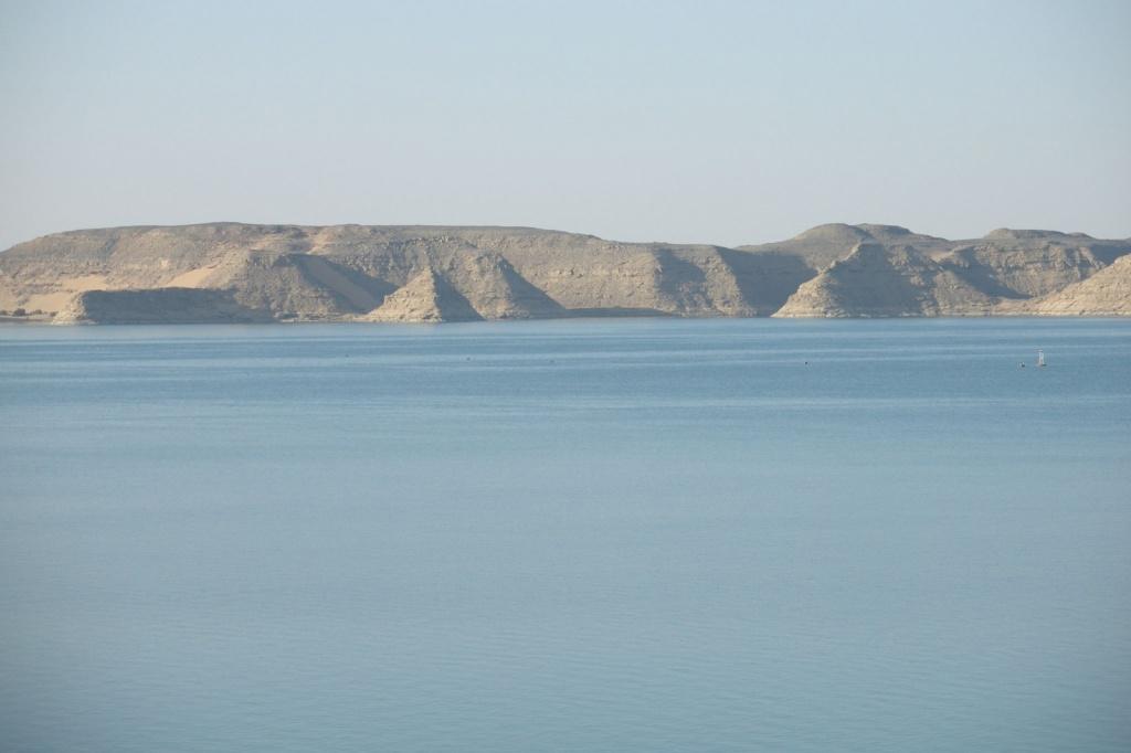 Вид на озеро Насер. Автор: Argenberg. Фото:  www.flickr.com
