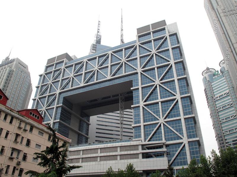 Здание Биржи в Шанхае. Фото:  Tonkosti.ru