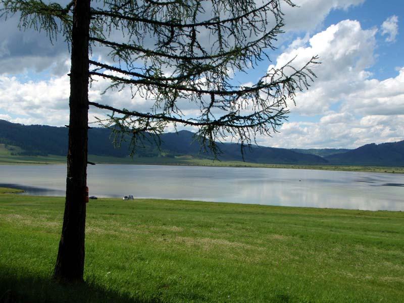 Озеро Теньгинское   www.turistka.ru