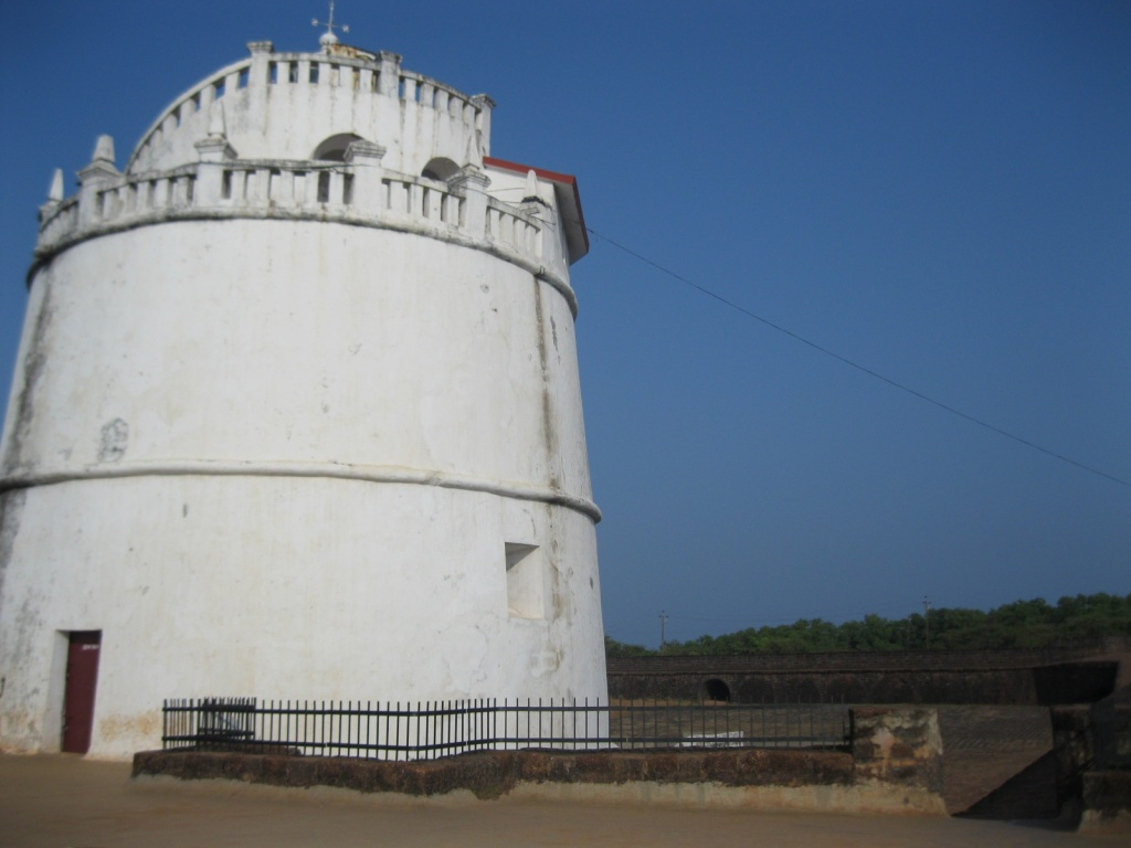 Маяк. Форт Агуада.