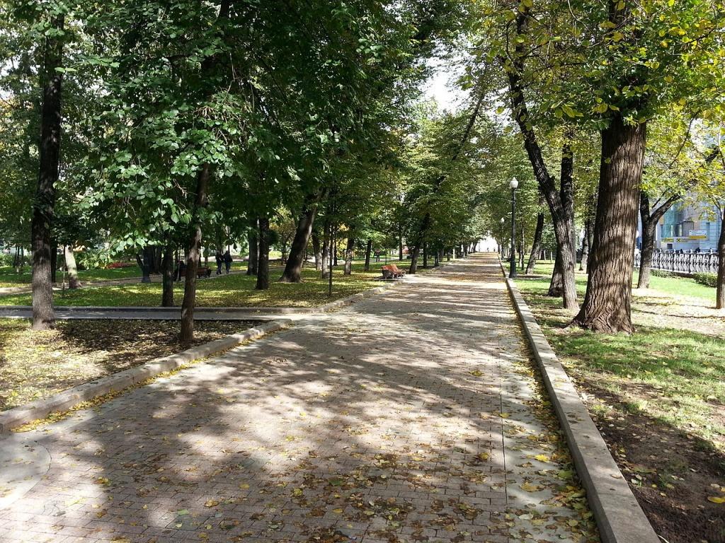 Страстной бульвар. Автор: SergeyStepykin. Фото:  www.en.wikipedia.org