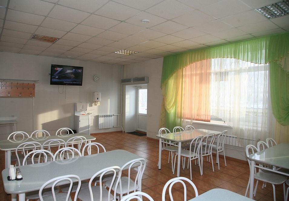 Столовая. Фото: tranzit24.com