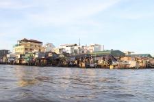 Дельта реки Меконг