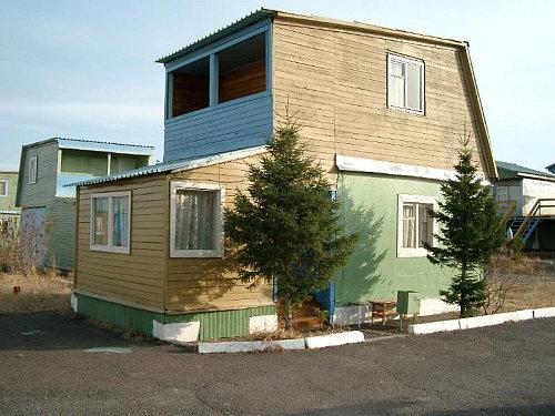 Шестиместный домик. Фото: www.sibsau.ru