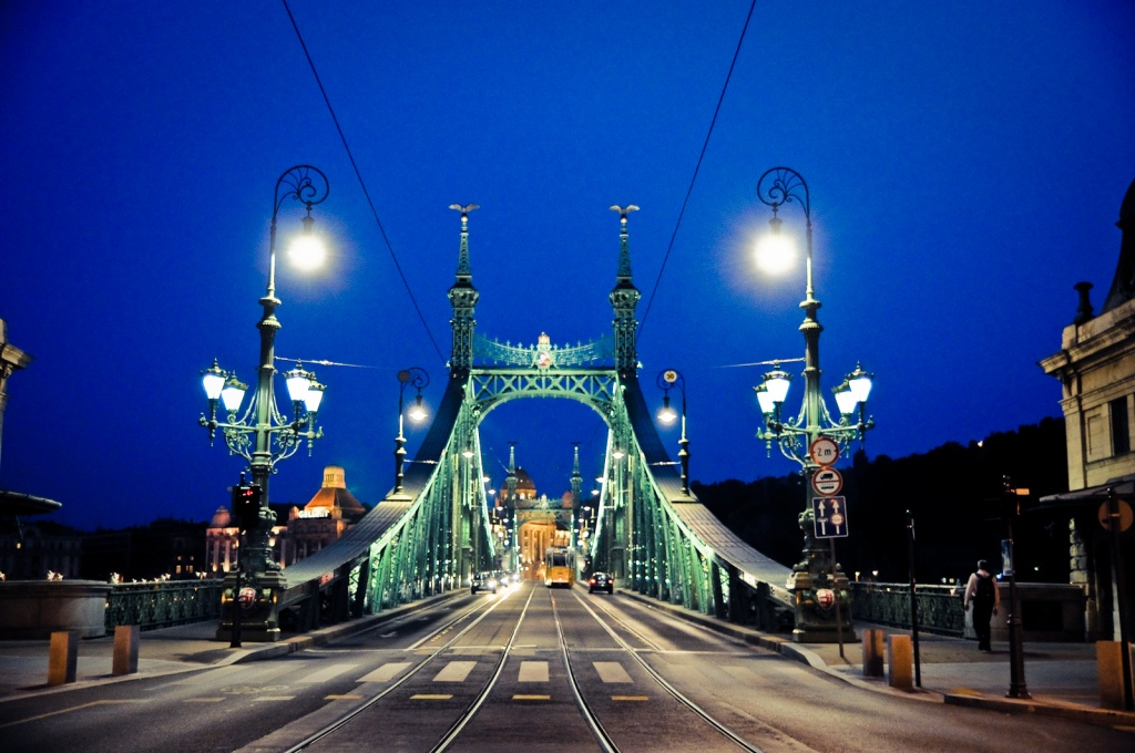 Мост Свободы. Автор:  F. Montino. Фото:  www.flickr.com