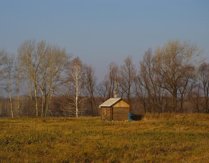 Часовня Спаса на Умреве. Фото: Мараев Валерий