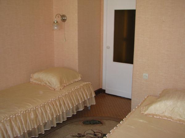 Двухместный номер первой категории. Фото: www.hotel-1.ru
