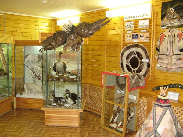 Экспонаты музея   www.doopt.ru