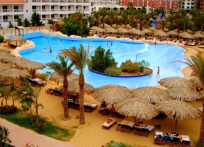 Бассейн «Голубая лагуна». Фото: Фото:  www.tourister.ru