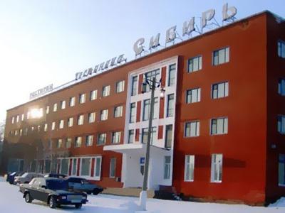 Здание гостиницы. Фото: www.sibir24.land.ru