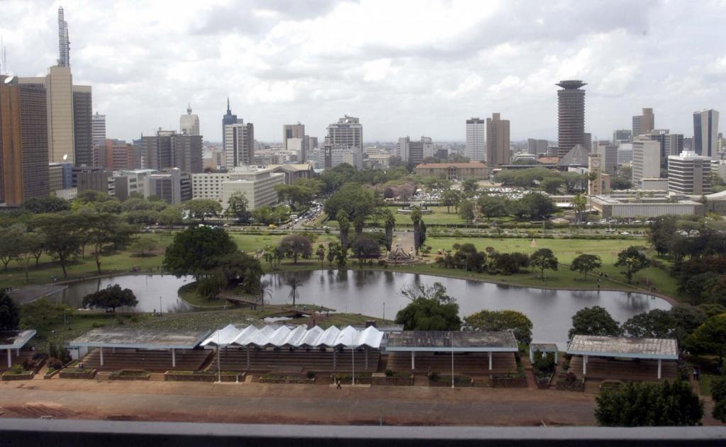 г. Найроби. Автор: DEMOSH. Фото:  www.flickr.com