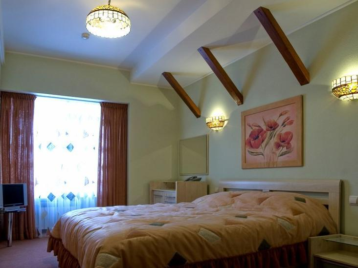 Двухместный «дабл». Фото: www.goldpavlin.com
