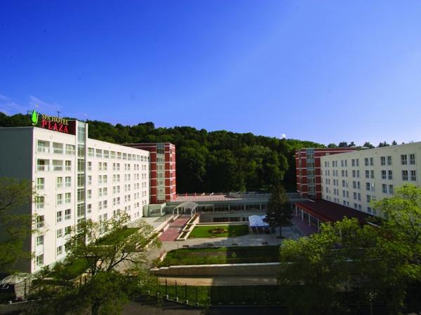 Санаторий «Плаза» г. Кисловодск