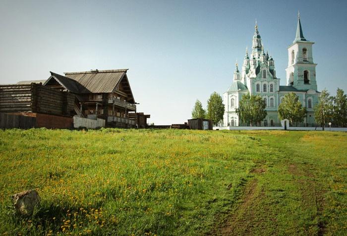 Спасо-Преображенский храм. Фото: Роман (Скоромысл) Суханов