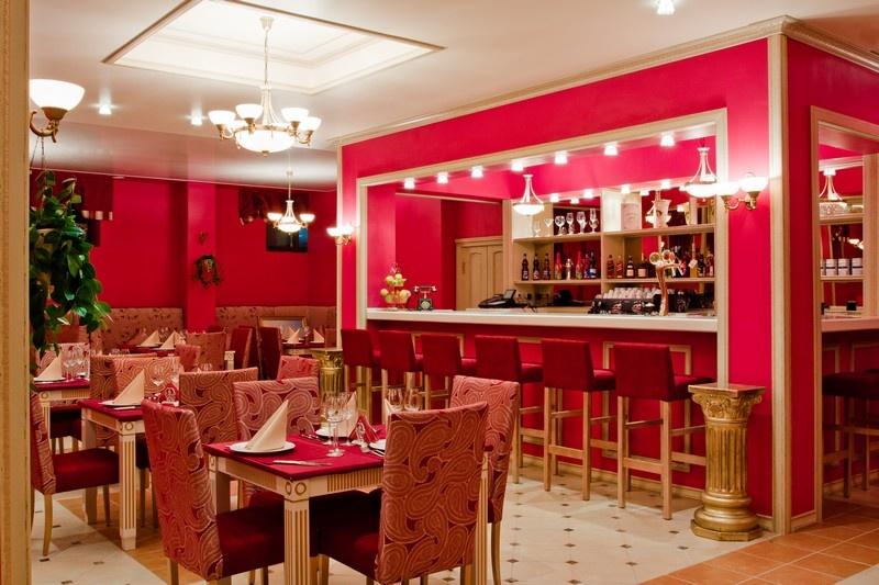 Ресторан, бар. Фото: www.dolcevita24.ru