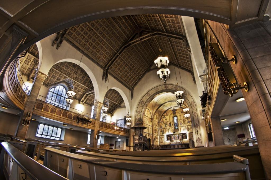 Церковь св. Мэтью. Автор: Kah-Wai Lin. Фото:  www.flickr.com