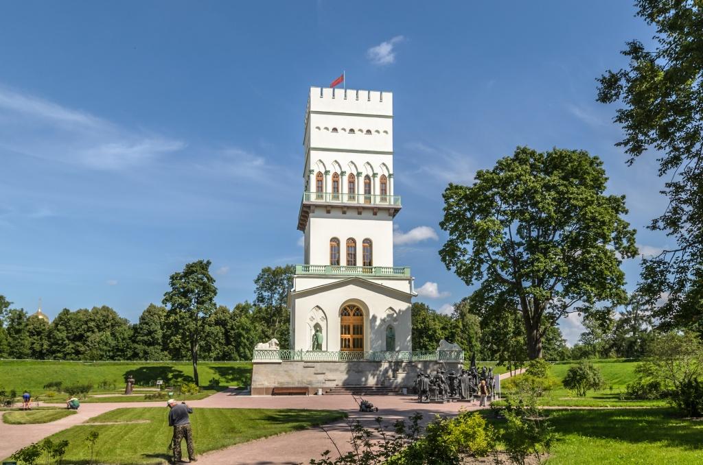 Белая башня. Автор: Florstein. Фото:   wikimedia.org
