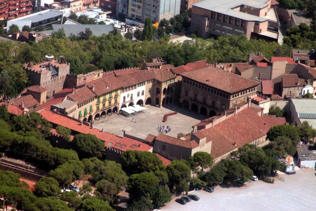 Испанская деревня. Автор: Amadalvarez. Фото:   wikimedia.org