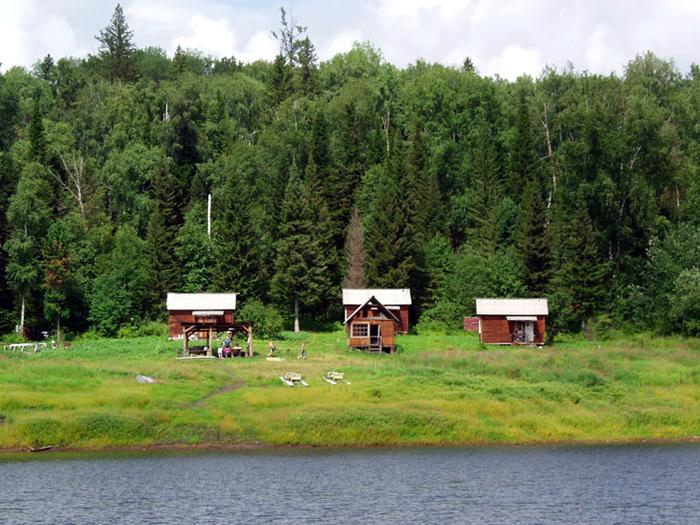 База отдыха «Бродовая». Фото: www.cpzir.ru