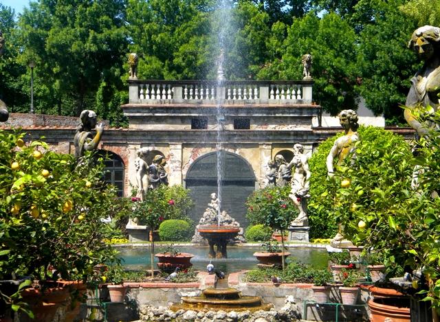 Дворец Пфаннер в Лукке. Фото:  Тонкости_туризма