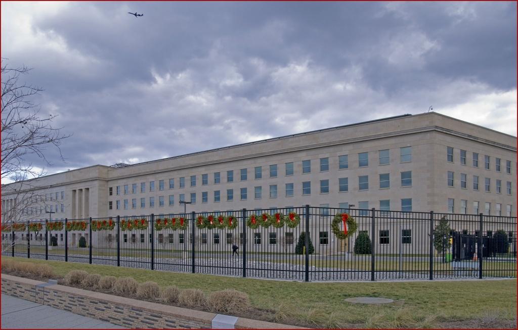 Пентагон. Автор: Ron Cogswell. Фото:  www.flickr.com