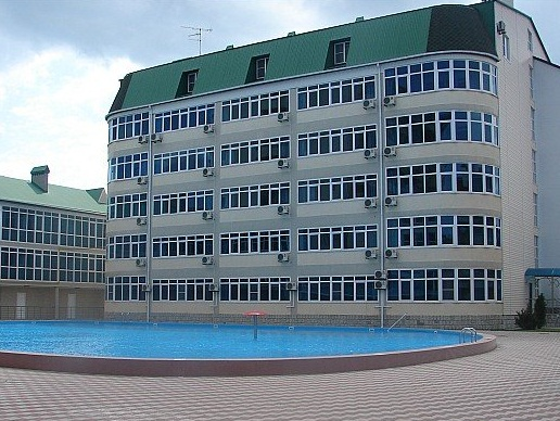 Спа-отель «София». Фото: www.anapa-sofia.ru