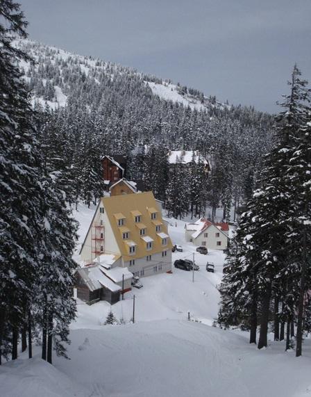 Гостиничный корпус. Фото: dragobrat-go.com