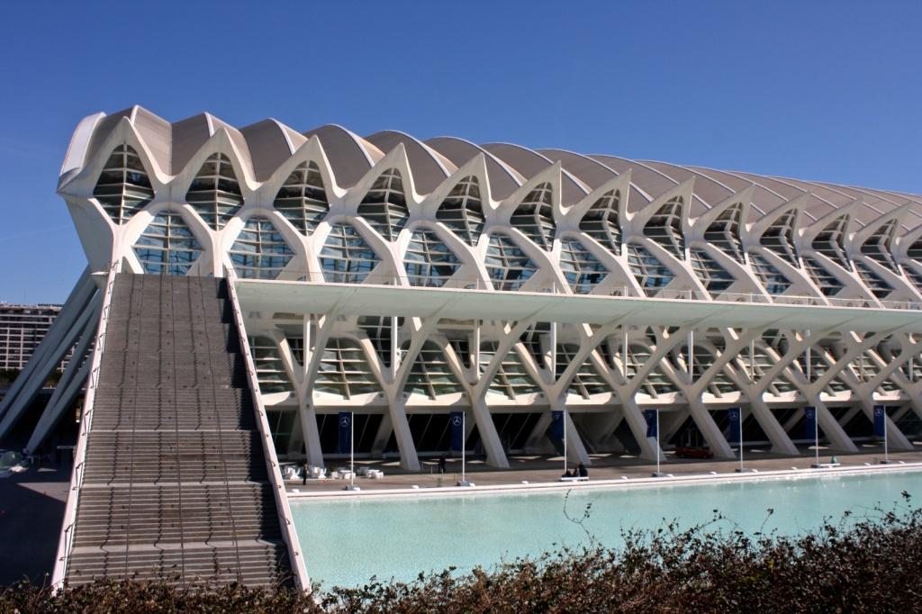 El Museu de les Ciències Príncipe Felipe. Автор: Trevor Huxham. Фото:  www.flickr.com
