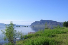 Тубинский залив, гора Тепсей