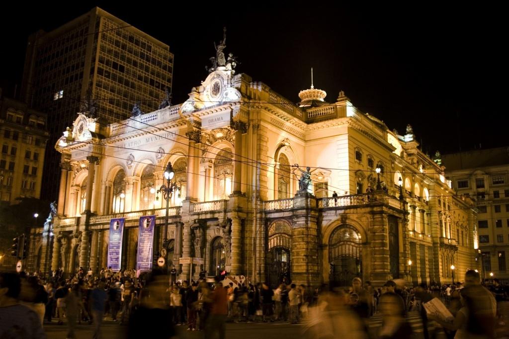 Муниципальный театр. Автор: Pedro Angelini. Фото:  www.flickr.com
