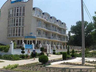 Отель «Валенсия». Фото: hotelvalencia.ru