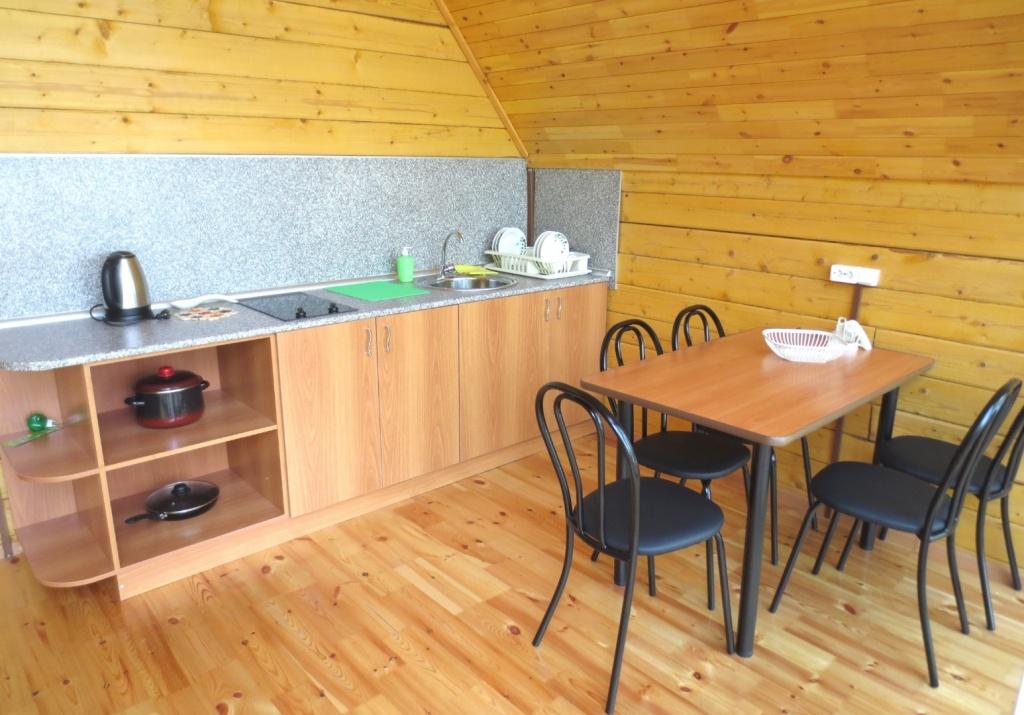 Кухня - летние домики № 7,8