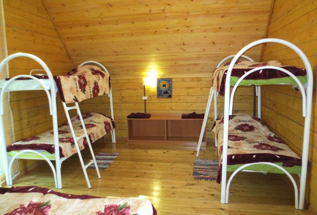 Спальня - летние домики № 7,8
