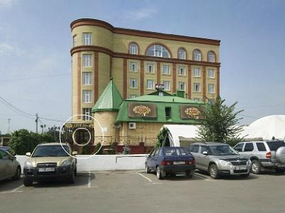 Гостиница «Шато». Фото: hotel.shato55.ru