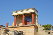 Кносский дворец (The Palace of Knossos)