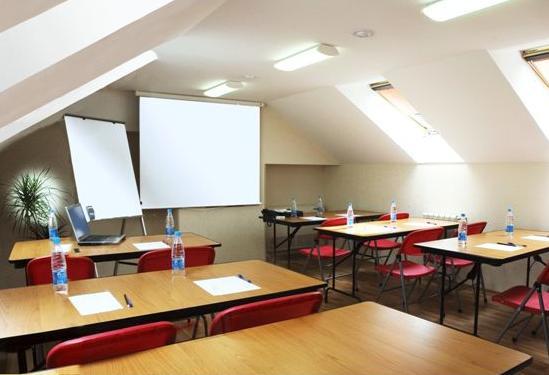 Конференц-зал, «Евротель Южный». Фото: www.eurohotel-ural.ru