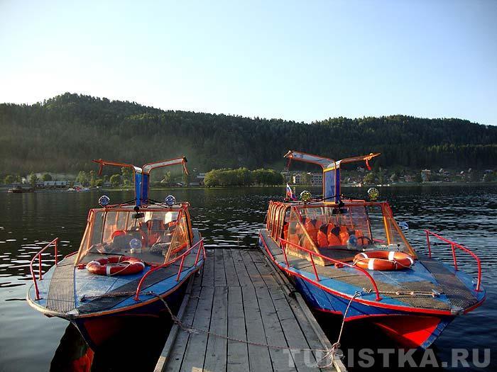 Катера. Фото: www.turistka.ru