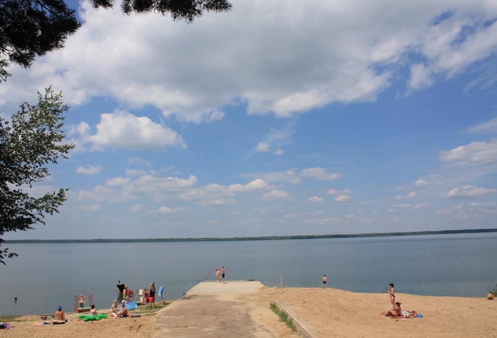 Пляж. Фото: www.chistlog.ru