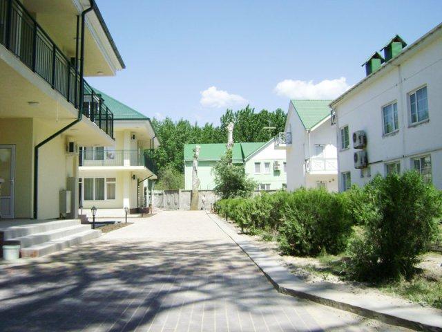 Отель «Дюны золотые». Фото: dunes-gold.ru
