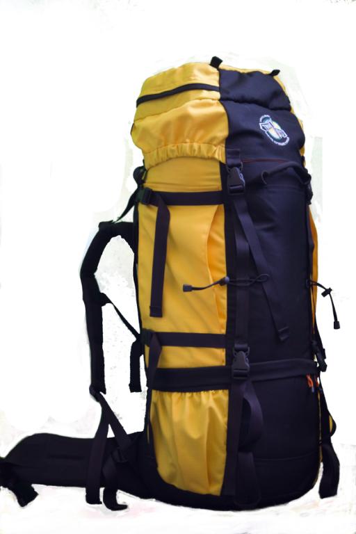 рюкзак 90 литров + спальник + каремат