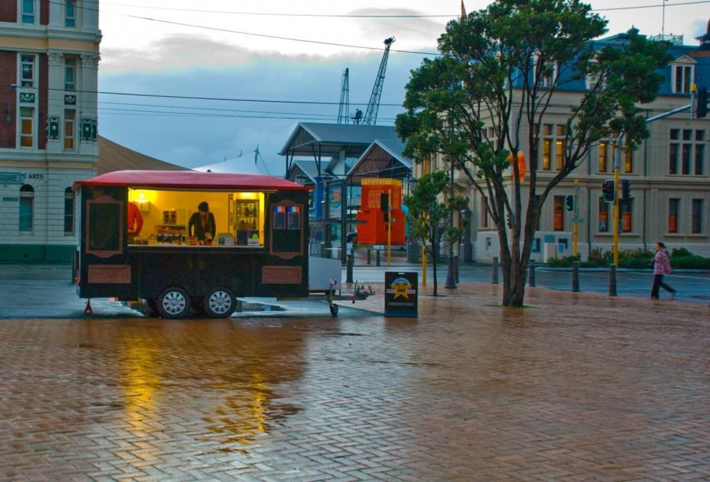 Новая Зеландия. Автор: PhillipC. Фото:  www.flickr.com