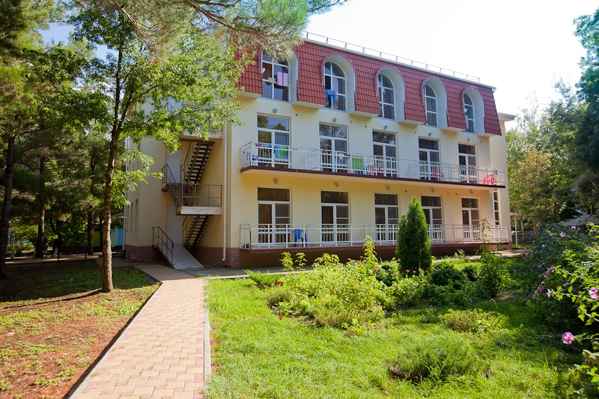 Санаторий «Жемчужина моря». Фото: www.pearl-sea.ru