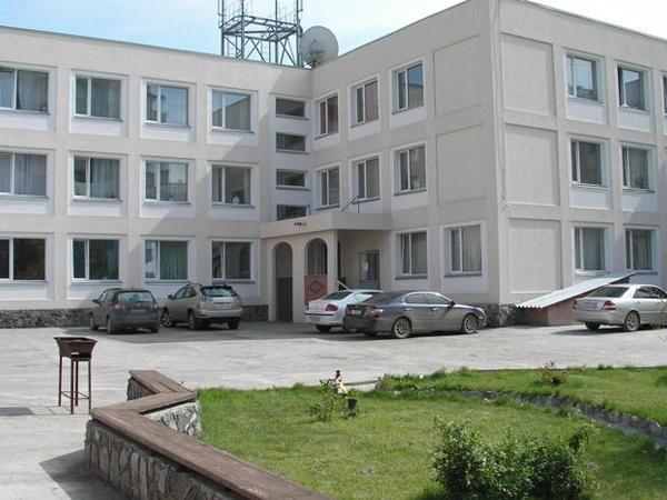 Гостиничный комплекс «»Лазурный. Фото: www.hotellazurny.ru