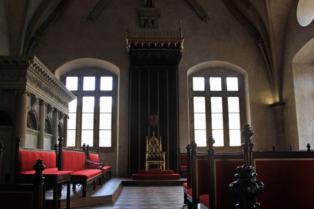 Зал заседания сейма. Автор: Avital Pinnick. Фото:  www.flickr.com