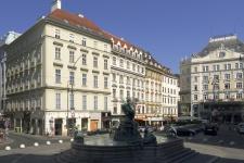 Площадь Высокого Рынка (Hoher Markt)