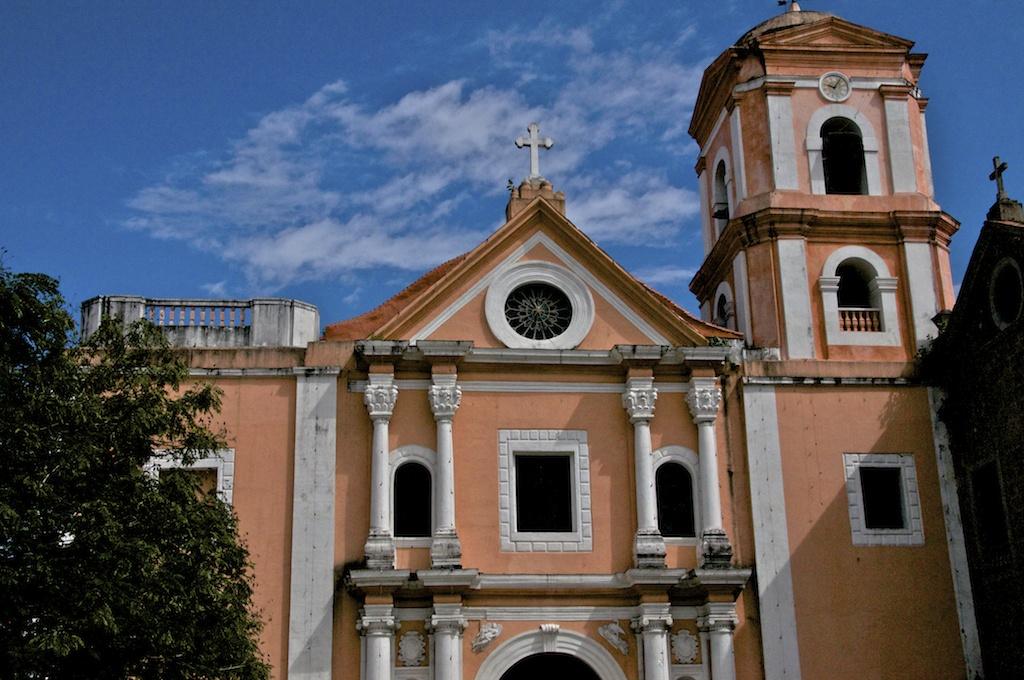 Церковь Святого Августина. Автор: Luis Mazier. Фото:  www.flickr.com