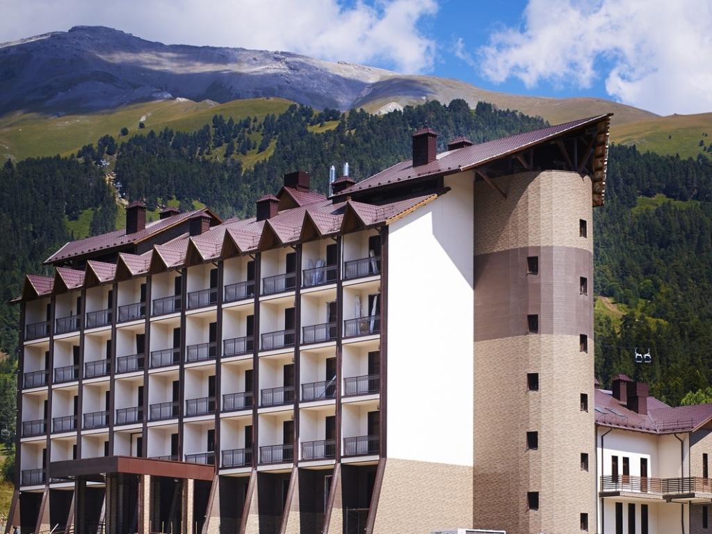 Отель «Романтик-1». Фото: hotelromantik.ru