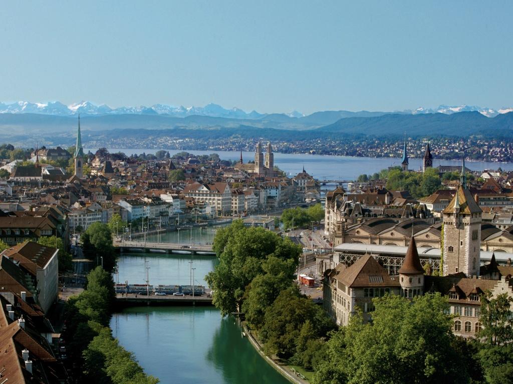 Автор: Zurich Tourismus. Фото:  www.flickr.com