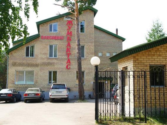 Пансионат «Жумбактас». Фото: www.kurort-borovoe.kz