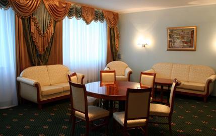 Апартаменты. Фото: siberiahotel.ru